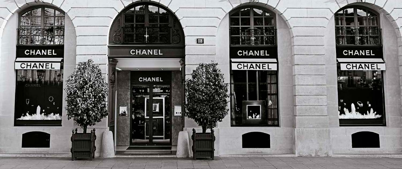 Логотип бренда Chanel