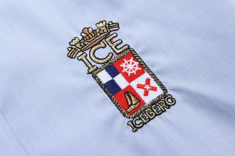 Логотип Айс Айсберг на рубашке