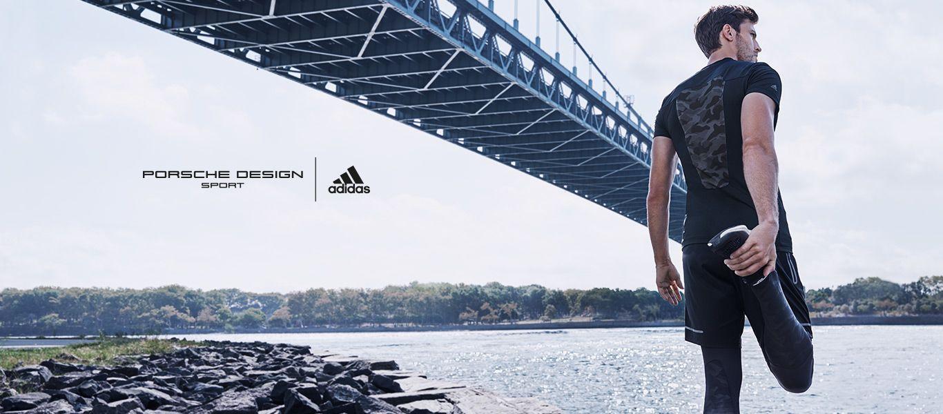 Спортивная одежда и обувь Адидас Порш