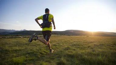 Кроссовки Саломон для бега по пересеченной местности