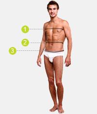 как правильно выбрать размер мужской одежды