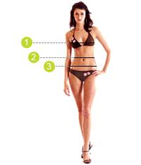 как правильно подобрать женский размер