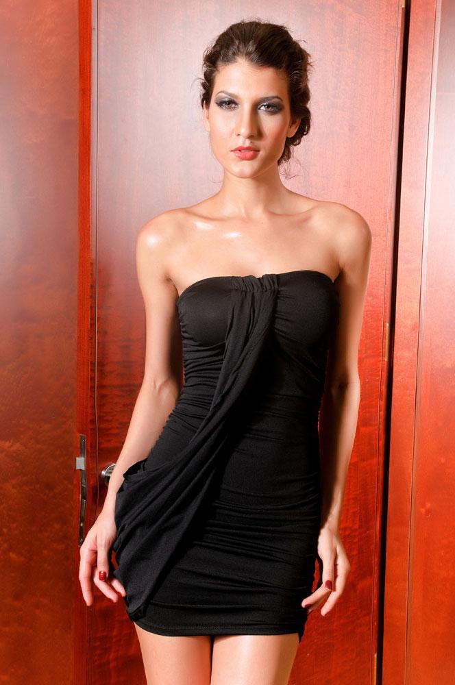 платье C