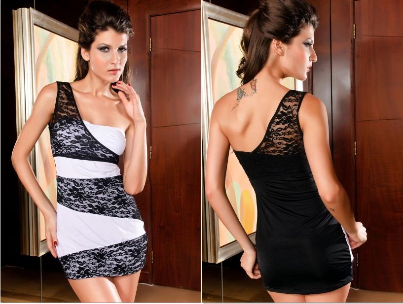 платье P