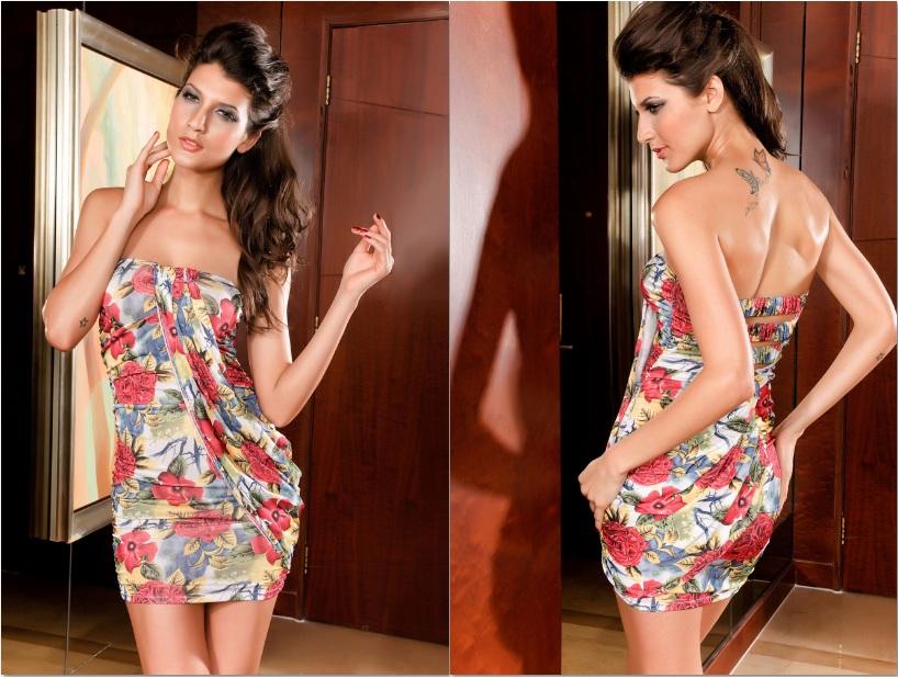 платье R